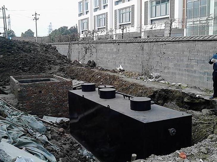 污水处理一体化设备